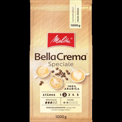 Melitta Bellacrema SPECIALE szemes kávé 1000g