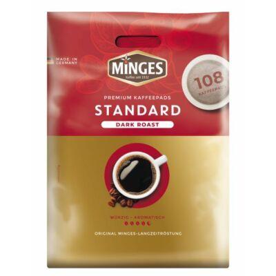 Minges  Dark Roast - Senseo kompatibilis kávépárna (108 db)