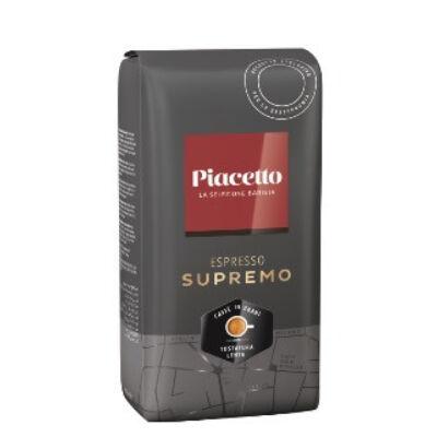 Piacetto Espresso Supremo szemes kávé 1000g