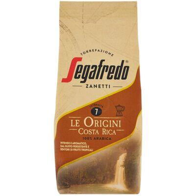 Segafredo Le Origini Costa Rica őrölt kávé (200 g)