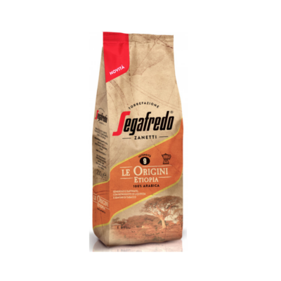 Segafredo Le Origini Ethiopia őrölt kávé (200g)