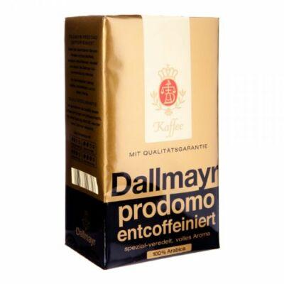 Dallmayr Prodomo koffeinmentes őrölt kávé
