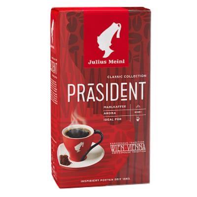 Julius Meinl Präsident őrölt kávé 250g