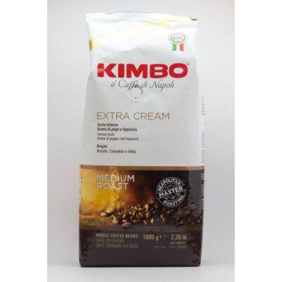 KIMBO Espresso Extra Cream szemes kávé 1000g