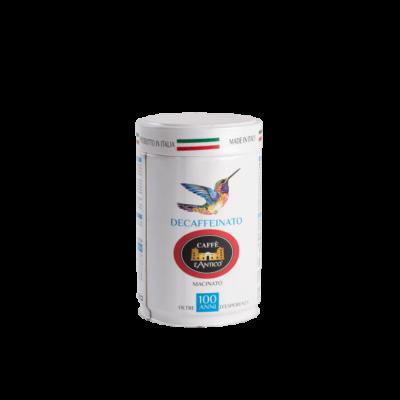 L'Antico White decaffeinato koffeinmentes őrölt kávé 250g