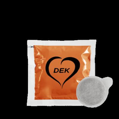 Morosito Decaffeinato koffeinmentes kávépárna (150db) - E.S.E. POD