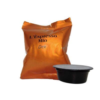 Morosito DEK - Lavazza Modo Mio kompatibilis koffeinmentes kávékapszula