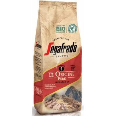 Segafredo Le Origini Perú őrölt kávé (200g)