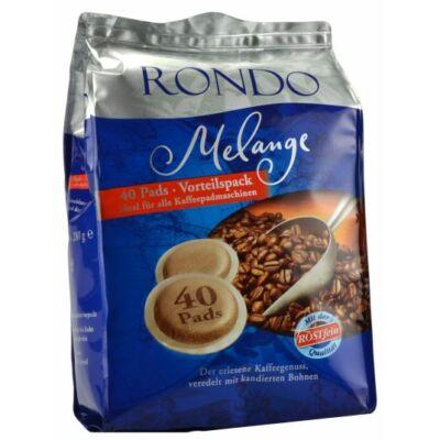 RONDO MELANGE kávépárna (40db) - Senseo kompatibilis