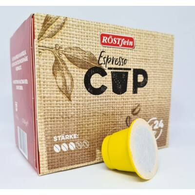 Röstfein - Espresso CUP Colombia - Nespresso kompatibilis kapszula